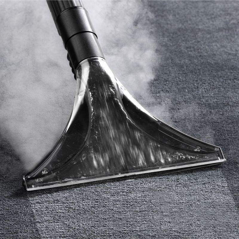 Profesionalni i industrijski Menikini paročistači i uređaji za čišćenje, odmašćivanje i dezinfekcije suvom parom. Easy Steam Vacuum paročistač. Suva para za dezinfekciju i čišćenje u prehrambenu industriju i ugostiteljstvu