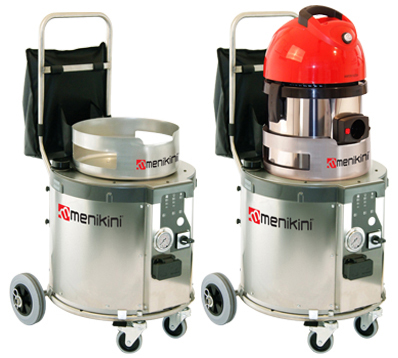 Profesionalni i industrijski Menikini paročistači i uređaji za čišćenje, odmašćivanje i dezinfekcije suvom parom. MK 3000 VAC paročistač. Suva para za dezinfekciju i čišćenje
