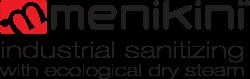 Profesionalni i industrijski Menikini paročistači i uređaji za čišćenje, odmašćivanje i dezinfekcije suvom parom. Tekno belt cleaner paročistač. Suva para za dezinfekciju i čišćenje