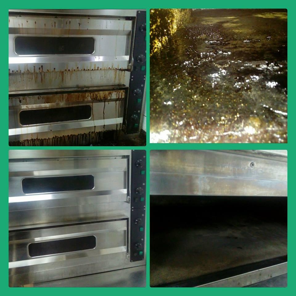 Čišćenje restorana i picerije, pica peć . Profesionalni i industrijski Menikini paročistači i uređaji za čišćenje, odmašćivanje i dezinfekcije suvom parom. Suva para za dezinfekciju i čišćenje u prehrambenu industriju i ugostiteljstvo.